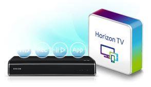 Horizon TV Angebot im Überblick