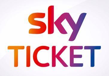 Sky Ticket im Angebot